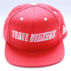 Portland Trail Blazers adidas Snapback Hat